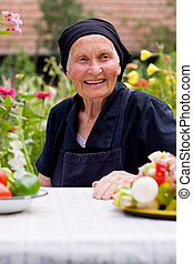 tabela, mulher, idoso