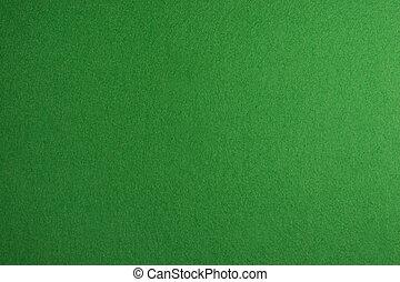 tabela, pôquer, feltro