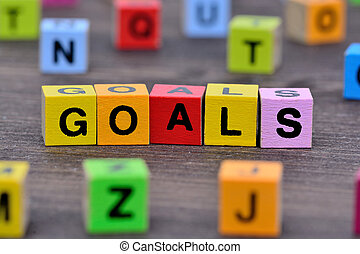 tabela, palavra, metas