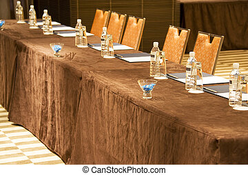 tabela, reunião