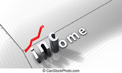 """tabelle, animation, income."""", """"growing, grafik"""