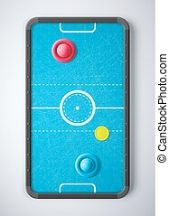 tabelle hockey, luft