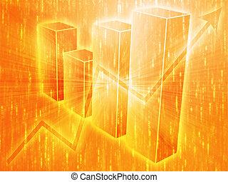 tabellenkalkulation, geschaeftswelt, tabellen, abbildung