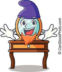 tabla, aliño, duende, caricatura, carácter