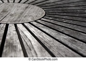 tabla de madera, cima