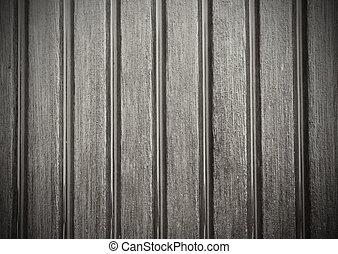 tabla de madera, detalle, superficie, acanalado