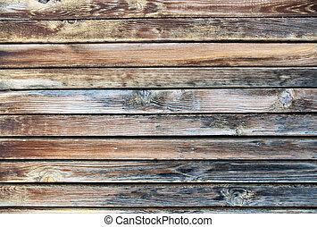 tabla de madera, resistido