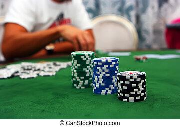 tabla, póker