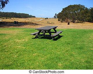 tabla, parque