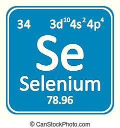 Tabla peridico selenio elemento render selenio dibujos tabla peridica elemento selenio icon urtaz Image collections