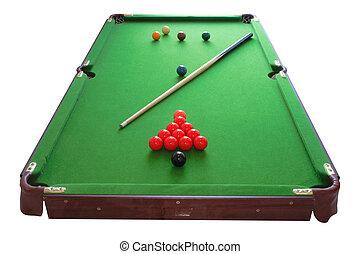 tabla, snooker