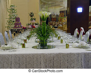 table banquet