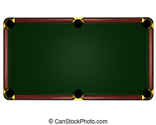 table, billard
