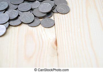 table bois, pièces