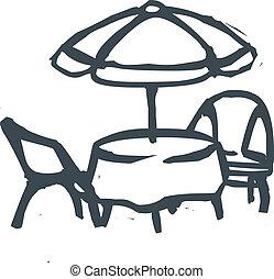 table café