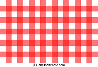 Table Cloth - an illustrations of a table cloth background