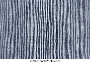 Table cloth blue texture