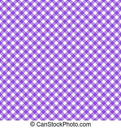 Table cloth seamless pattern purple