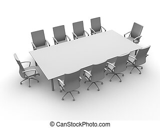 table conférence