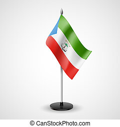 Table flag of Equatorial Guinea - State table flag of...