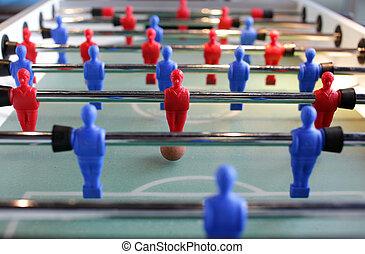 Table football,soccer,foosball