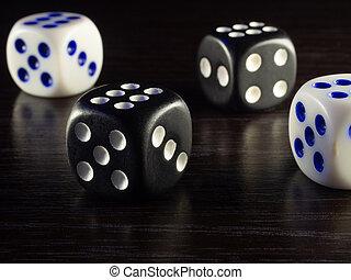Table gambling