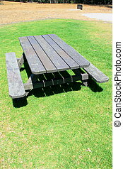 Table in a Park