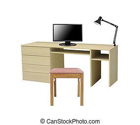 table, informatique