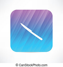 table-knife icon