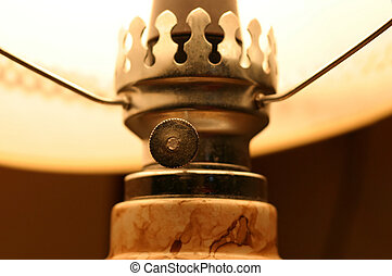 table lamp details