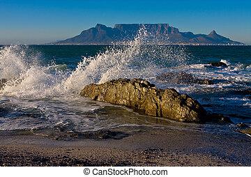 Table Mountain Sunrize