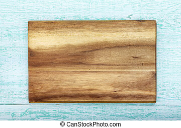 table, planche, rectangulaire