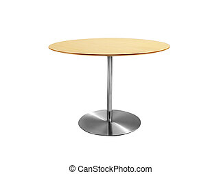 table, rond