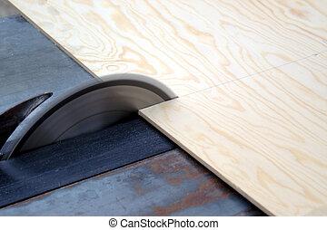 table saw blade