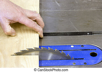 table saw cutting board