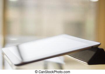 table, tablette, numérique