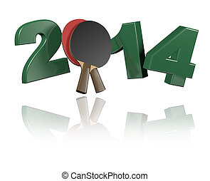 Table Tennis 2014 Design