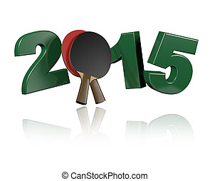 Table Tennis 2015 Design