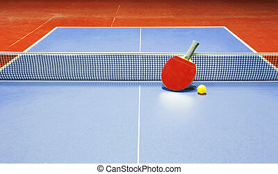 Table tennis, Ping - pong
