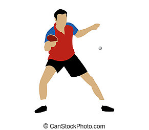 Table tennis Stock Illustrations. 5,229 Table tennis clip ...