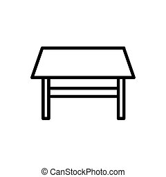 table tool architecture icon line style