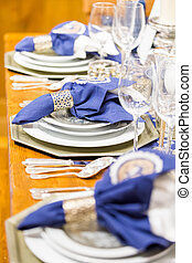 table, vacances
