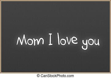 Texte Vous Amour Tableau Maman Amour Bois Texte