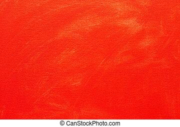 tableauabstrait, arrière-plan rouge, tempera