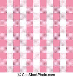Tablecloth as a backdrop - Illustration tablecloth as a base...