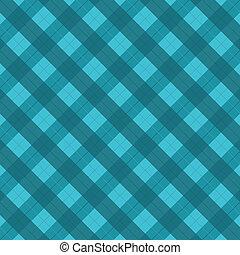 tablecloth, zaszachowany
