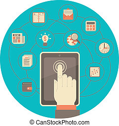 Tablet as a Tool for Business
