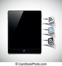 tablet concept