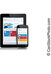 Tablet Internet Technology