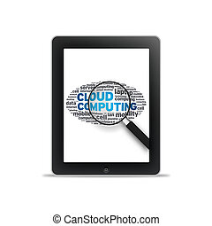Tablet PC - Cloud Computing